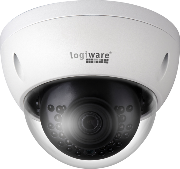 logiware Fixed Dome IP Camera IPC1901A